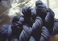 3-ply Alpine Indigo - More Details